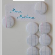 magnets-tissu en cahier
