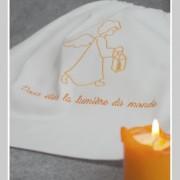sac à dos-pour les livres de messe-vous êtes la lumière du monde