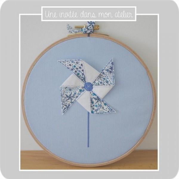 cadre-tambour-moulinet-3D-Liberty-adelajda bleu