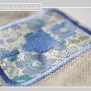 détail pochette chargeur-betsy from Japan