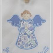 lange-ange gardien-Tante Menoue-Liberty danjo bleu
