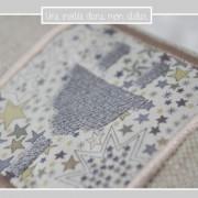 pochette à chargeur-Liberty adelajda beige