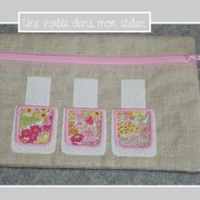 trousse vernis -Liberty margaret summer