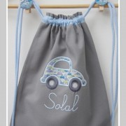 sac à dos- enfants-personnalisé-Liberty cars printed in japan