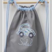 sac à dos- enfants-personnalisé-Liberty cars printed in japan