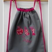 sac à dos personnalisé-cadeau de naissance-Liberty mitsi rose