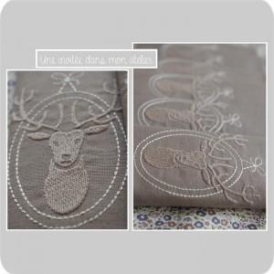 serviettes-de-table-personalisées-cerfs - icone
