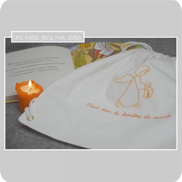 sac à dos-pour les livres de messe
