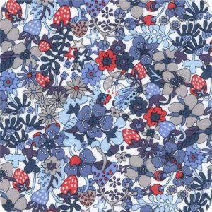 flower tops bleu