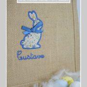 petit cabas-personnalisé-Pâques-chasse à l'oeuf--Liberty adelajda printed in Japan-une invitée dans mon atelier